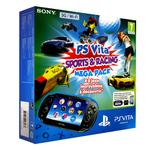 Sony Playstation Vita 3G/Wi-Fi Noire + 8 jeux (en téléchargement) + Carte Mémoire 8 Go