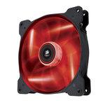 Ventilateur de boîtier 140 mm avec LEDs rouges