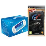 Console PSP Street (coloris blanc) + Gran Turismo