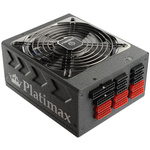 Alimentation modulaire 1350W ATX12V / EPS12V v2.92 - ErP Lot 6 Ready - 80PLUS Platinum