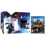 Console PlayStation 4 500 Go + Killzone Shadow Fall + Camera + Deux Manettes Dual Shock 4 + Knack