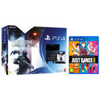 Console PlayStation 4 500 Go + Killzone Shadow Fall + Camera + Deux Manettes Dual Shock 4 + Just Dance 2014