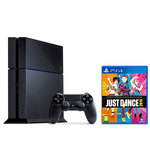 Console PlayStation 4 500 Go +Une Manette Dual Shock 4 + Just Dance 2014