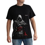 "Abystyle T-shirt ""Edward""  Assassin's Creed Black Flag Taille M"