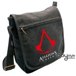 """Abystyle Sac Besace """"Crest"""" Assassin's Creed Petit Format"""