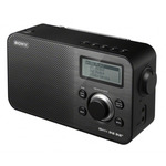 Radio numérique portable avec Tuner DAB+/DAB/FM