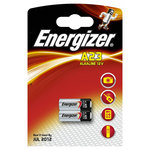 Pack de 2 piles alcalines miniatures A23
