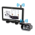 Caméra de recul sans fil / Transmission radio
