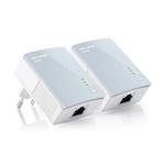 Pack de 2 mini-adaptateurs CPL 500 Mbps