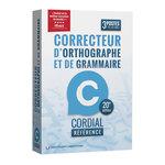 Correcteur d'orthographe et de grammaire (français, WINDOWS) - 3 postes