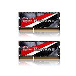 RAM SO-DIMM PC3-14900 - F3-1866C11D-16GRSL (garantie à vie par G.Skill)