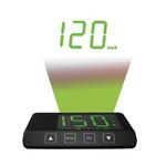Compteur de vitesse autonome GPS afficheur tête haute