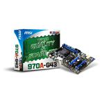 Carte mère ATX Socket AM3+ AMD 970 - SATA 6Gb/s - USB 3.0 - 2x PCI Express 2.0 16x