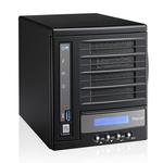 Boîtier externe NAS 4 baies (sans disque dur)