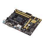 Carte mère Micro-ATX Socket FM2+ AMD A88X (Bolton D4) - SATA 6Gb/s - USB 3.0 - 1x PCI Express 3.0 16x