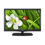 """Téléviseur LED 24"""" (61 cm) 16/9 - 1920 x 1080 pixels - Tuner TNT HD et Câble - HDTV 1080p - 100 Hz - Mode hôtel - Bonne affaire (article utilisé, garantie 2 mois)"""