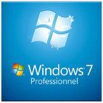 Microsoft Windows 7 Pro SP1 OEM 64 bits, LCP (français) - Licence OEM