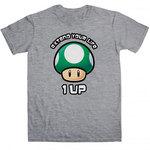 T-Shirt Gris 1UP