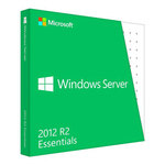 Microsoft Windows Server 2012 R2 Essentials OEM (DVD) 64 bits (français) - Licence 1 serveur (1-2 CPU)