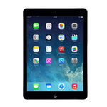 "Tablette Internet - Apple A7 1.3 GHz 1 Go SSD 16 Go 9.7"" LED tactile Wi-Fi N/Bluetooth Webcam iOS 7"
