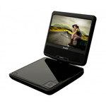 """Lecteur DVD/DivX 7"""" Portable avec port USB"""