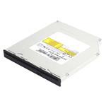 Graveur DVD Slim Slot-in - DVD(+/-)RW/RAM 8/6/5x DL(+/-) 8/6x CD-RW 4/10/24x SATA - Noir