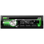 Autoradio CD / MP3 avec port USB pour iPod / iPhone et compatible Bluetooth