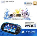 Sony Playstation Vita Wi-Fi Noire +  Final Fantasy X | X-2 HD Remaster  + Carte Mémoire 4 Go
