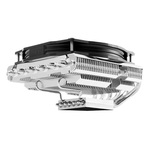 Ventilateur de processeur Low Profile (pour socket Intel 775/1150/1151/1155/1156/1366 et AMD AM2/AM2+/AM3/AM3+/FM1/FM2)