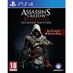 Assassin's Creed IV : Black Flag - édition jackdaw (PS4)