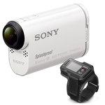 Caméscope Action Cam Full HD avec Wi-Fi et GPS + Télécommande Live View