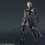 Play Arts Kai Figurine Metal Gear Rising Revengeance - Raiden - Figurine 28,2 cm