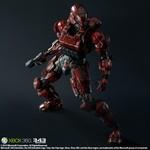Play Arts Kai Figurine Halo 4 - Spartan Soldier V2 - Figurine 23,2 cm