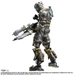 Play Arts Kai Figurine Dead Space 3 - Isaac Clarke - Figurine 24,4 cm