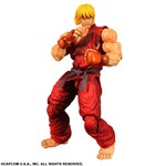Play Arts Kai Figurine Super Street Fighter IV - Ken - Figurine 24,5 cm