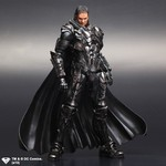 Play Arts Kai Figurine Man of Steel - Zod - Figurine 26,2 cm