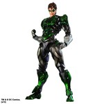 Play Arts Kai Figurine DC Comics Variant - Green Lantern - Figurine 27,5 cm
