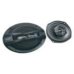 Haut-parleurs coaxiaux à 2 voies 10 cm (par paire)