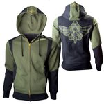 Abysse Corp Sweat Shirt à Capuche Zelda Taille M