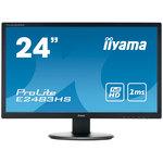 1920 x 1080 pixels - 2 ms - Format large 16/9 - Dalle TN LED - HDMI - Noir - Bonne affaire (article utilisé, garantie 2 mois)