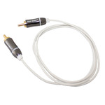 Câble Subwoofer RCA mâle/mâle plaqué or (3m)