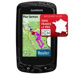 GPS de randonnée à vélo - Ecran 2,6 pouces - Bluetooth