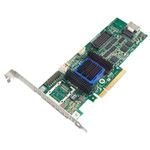 Carte contrôleur RAID 4 ports SAS/SATA 6Gb/s internes - PCI-Express 8x (version Single)