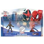 Deux figurines et une aventure pour le jeu Disney Infinity 2.0 : Marvel Super Heroes