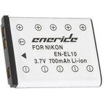 Batterie compatible EN-EL10 (pour Nikon Coolpix)