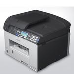Imprimante multifonction jet d'encre 3-en-1 (USB 2.0/Ethernet/Wi-Fi)