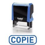 """Timbre formule """"Copie"""" Xprint à encrage automatique"""