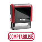 """Timbre formule """"Comptabilisé"""" Xprint à encrage automatique"""