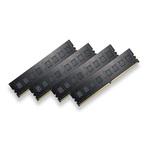 Kit Quad Channel 4 barrettes de RAM DDR4 PC4-17000 - F4-2133C15Q-32GNT (garantie 10 ans par G.Skill)