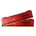 Kit Dual Channel RAM DDR3 PC12800 - HX316C9SRK2/8 (garantie à vie par Kingston)